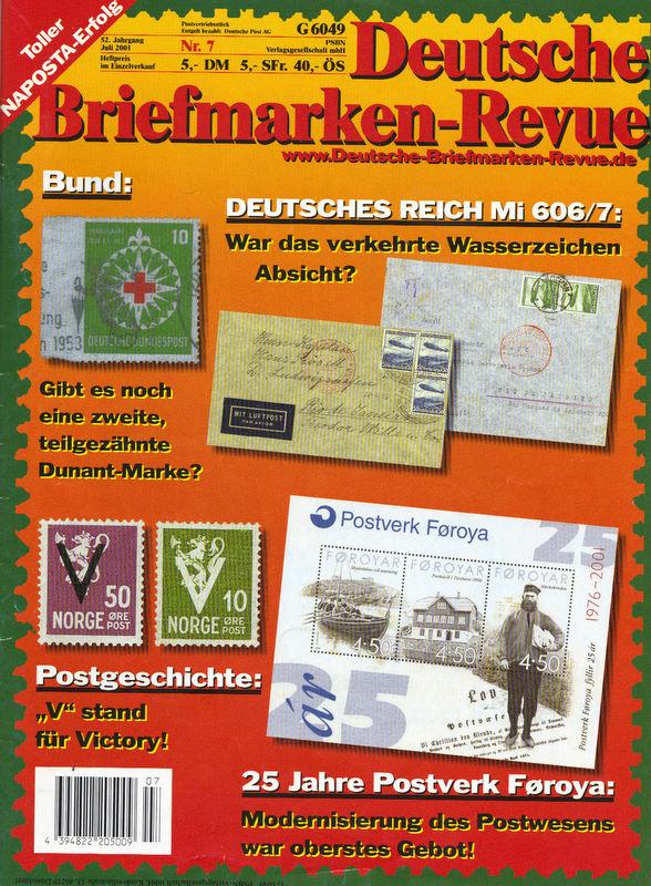 Kapitän Jochen Pahl Briefmarken